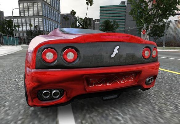 Molehill Racer