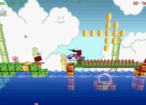 Mario Boxes