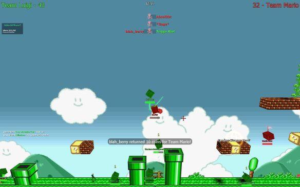 """""""Mario Boxes"""" - Garry's Mod Gamemode"""